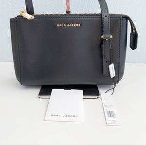 NWT, Marc Jacobs The Commuter Crossbody Bag